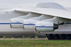 An-225 Ivchenko Progress D-18T turbofan engines