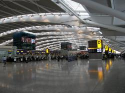 Air travelling is the major communication systems in UK. Air transportation system in the United Kingdom is the commercial carriage of passengers, ...