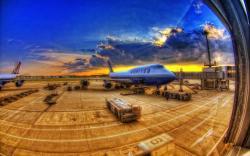 Airport Wallpaper
