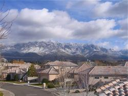 Tanoan Sandias With Snow Albuquerque photos, wallpapers
