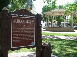 Old Town Albuquerque Plaza