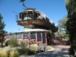 ... Unusual House, Albuquerque, NM, USA | by Speck in Time