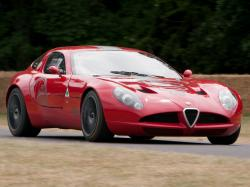 2010 Alfa Romeo TZ3 Corsa supercar supercars g wallpaper background