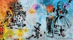 Alice in Wonderland Gone Digital