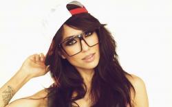 Lovely Alie Layus Girl Photo
