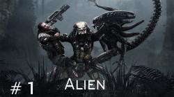 Aliens vs Predator - Walkthrough Alien Part 1