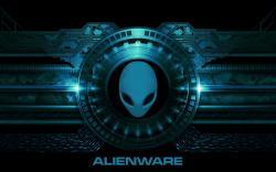 Alienware Wallpaper Blue - HD Wallpapers
