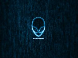 Alienware Wallpaper Red 1600x1200