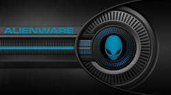 Alienware Wallpaper Blue 1920x1080
