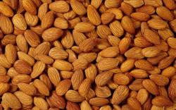 Almonds Wallpaper
