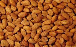 Almonds Wallpaper