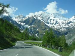 Grossglockner High Alpine Road Hochtor Pass