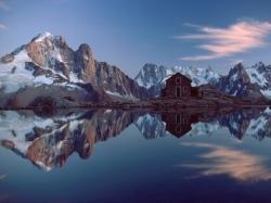 Beautiful Alps Wallpaper