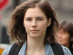 See ya in Disneyland • trio245: Amanda Marie Knox (born July 9, 1987).