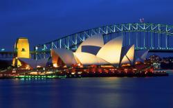 Sydney opera house Australia amazing hd wallpaper
