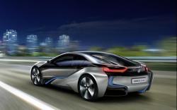 Amazing BMW i8 Wallpaper