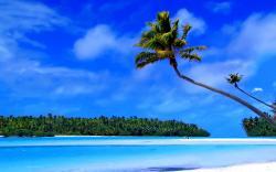 caribbean island image