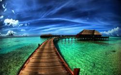 ... 1280x800 Amazing Sea Resort Desktop Pc And Mac Wallpaper Amazing Sea Resort ...