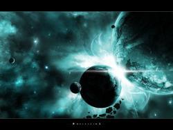 Amazing Digital Art Space Wallpapers [1600×1200] Part 1