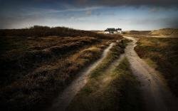 Amazing Empty Road Wallpaper 34983