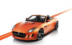 Free Jaguar F Type Wallpaper