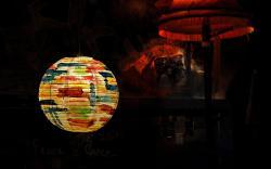Colorful Paper Lantern Wallpaper 21646