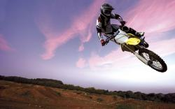 Amazing Motocross Bike Stunt
