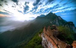 Amazing Mountain Peaks