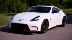 2015 Nissan 370Z NISMO overview