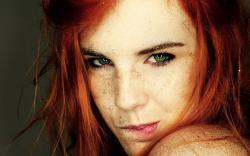 Amazing Redhead