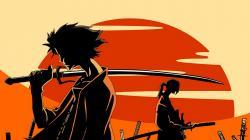 Anime - Samurai Champloo Wallpaper