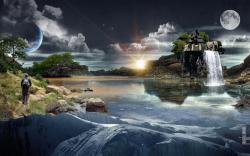 Amazing Scenery HD Wallpaper