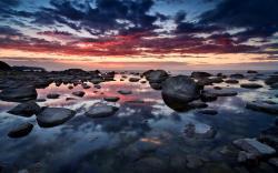Views: 4474 Seascape Wallpaper 18005