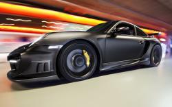 Amazing Speed Blur Wallpaper