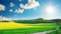 Beautiful Sunny Day Wallpaper Hq Desktop Wallpapers 1920x1080px
