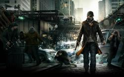 HD Wallpaper   Background ID:415518. 2560x1600 Video Game Watch Dogs