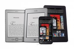 ... Amazon Kindle; Amazon Kindle