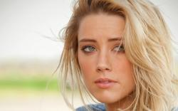... Amber Heard Wallpaper ...