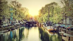 Amsterdam is the largest city and the capital of the Netherlands. The city's status as the capital of the nation is governed by the constitution.