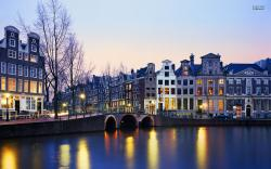 Amsterdam wallpaper 1920x1200