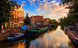 Amsterdam netherlands Wallpaper in 1920x1200 Widescreen