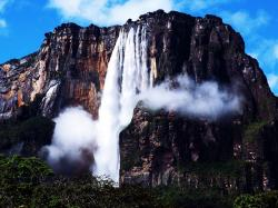angel falls wallpaper Angel Falls Venezuela