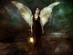 Angels Angel Wallpaper