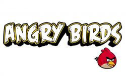 Angry Birds Logo Wallpaper