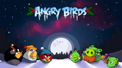 Angry Birds Seasons Wallpaper