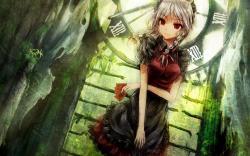 Beautiful Girl Art Anime