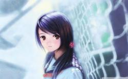 Anime Girl 1920x1200