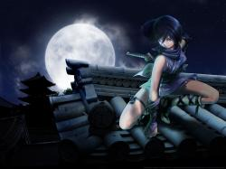 Anime Ninja Girl 1024x768