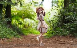 Anime Toy Doll Wallpaper