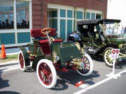 antique car history